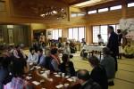 八幡神社参集殿で